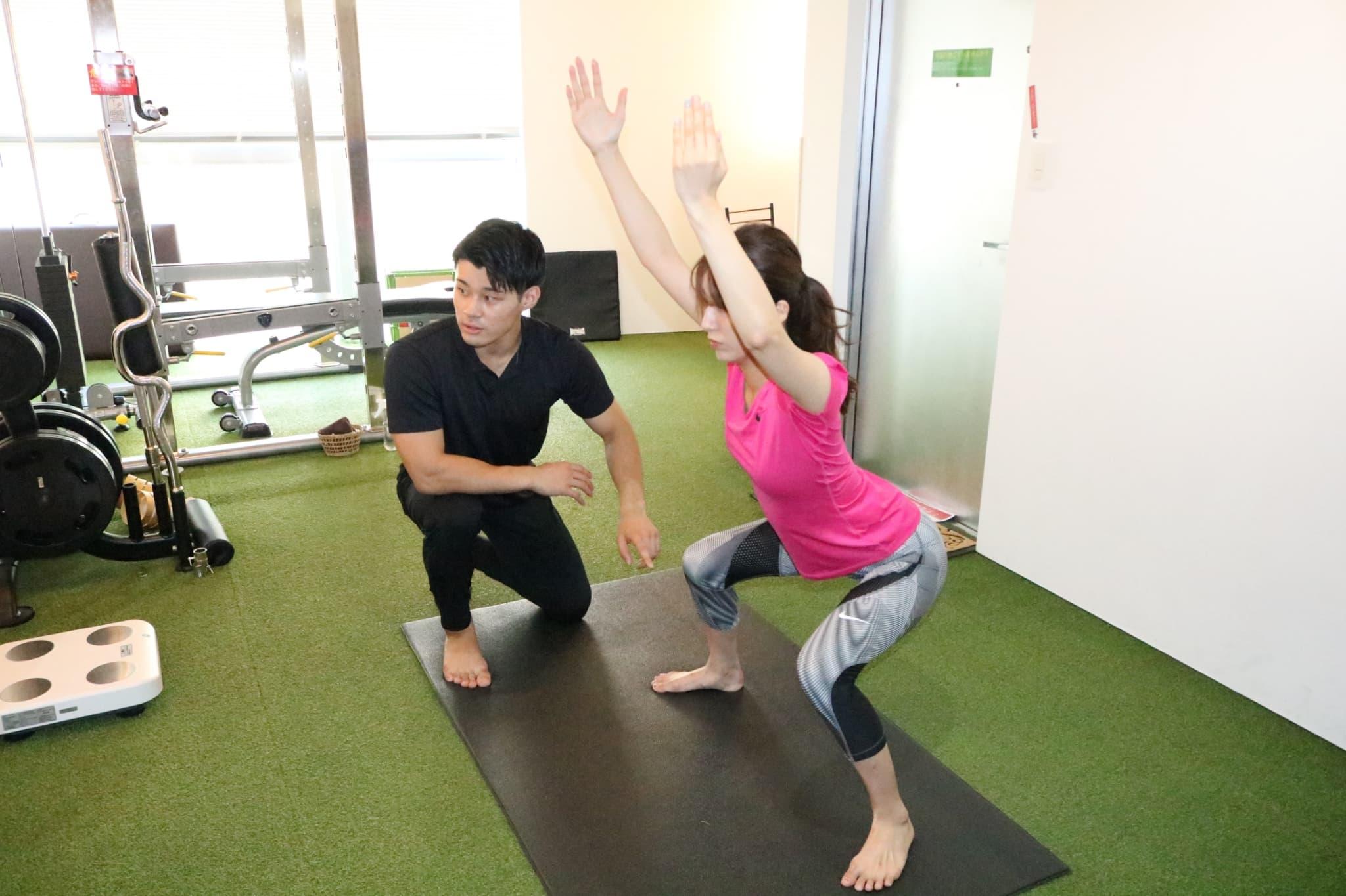 太る専門トレーニングメニュー